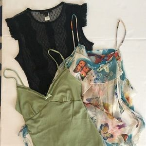 Express Bundle of Summer Shirts